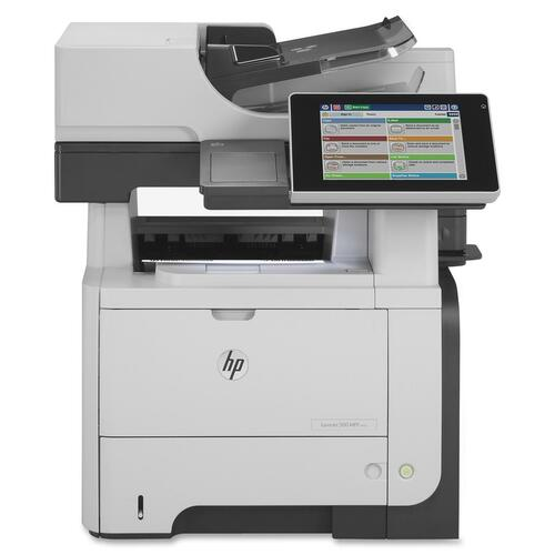 Select HP LaserJet MF Laser Multifunction Printer Monochrome Plain Product picture - 33