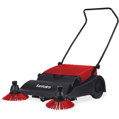 User friendly Area Vacuum Sweeper Wide
