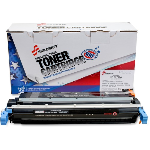 SKILCRAFT Remanufactured Toner Cartridge Alternative HP A C Product image - 4294