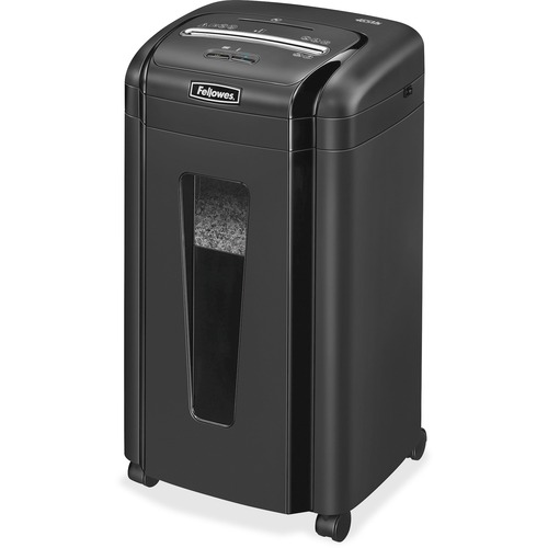 Unique Fellowes MS Micro Cut Shredder Product picture - 855