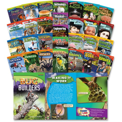 New Advanced Th Grade Book Set Education Printed Book Tfk