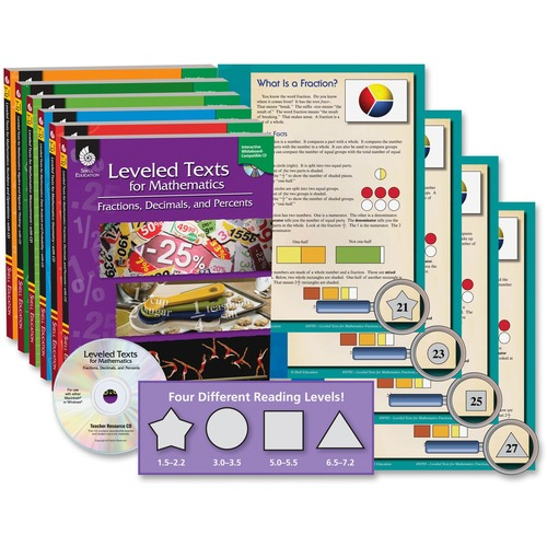 Best-selling Leveled Texts Book Set Education Printed Electronic Book Mathematics