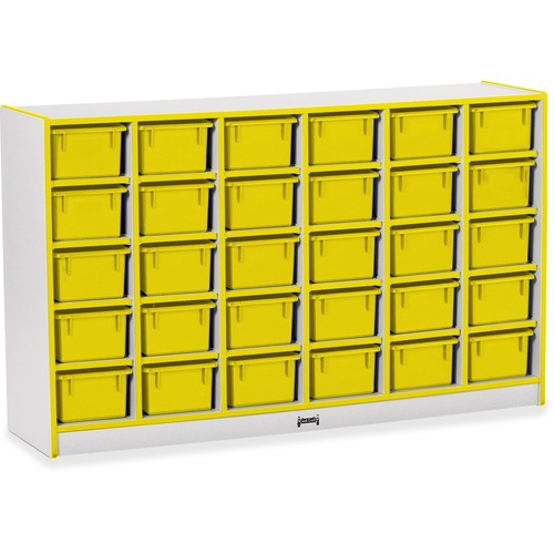 User friendly Accents Cubbie Trays Strge Unit Rnbow
