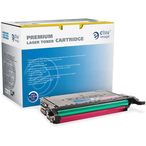 Elite Image Toner Cartridge Remanufactured Samsung CLPM M Product image - 4477