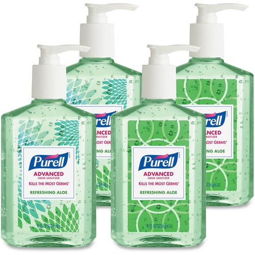 View Ad Refreshing Aloe Inst Hand Sanitizer Purell