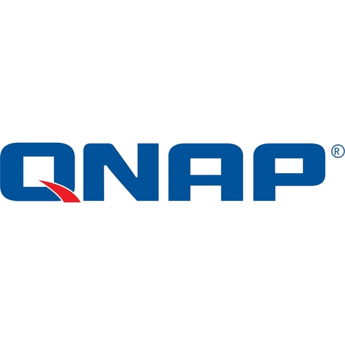 QNAP FIXER-HDD35-BLK001 Mounting Bracket for Hard Disk Drive - Black - Black