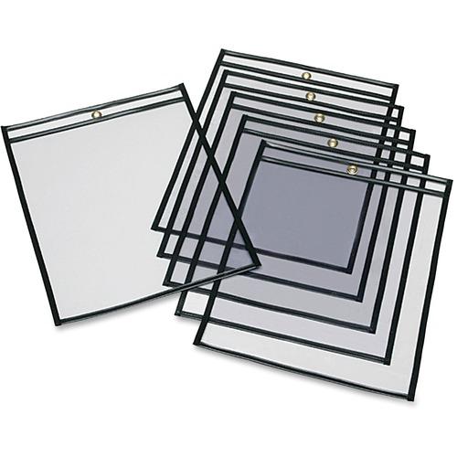 Poly Sheet Protectors Transparent