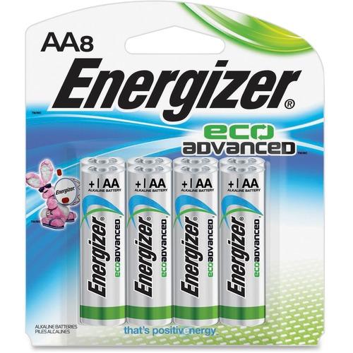 Superb-quality Aa Batteries Ecoadvanced
