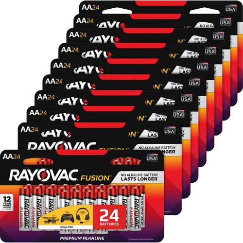 Stylish Alkaline Aa Batteries Fusion