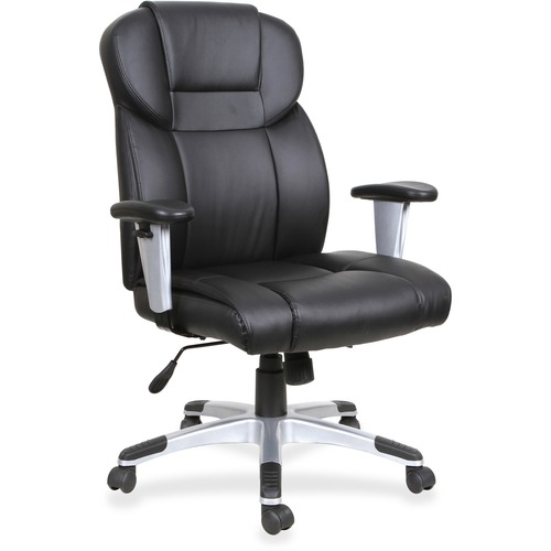 Information about Back Leather Executive Chair High
