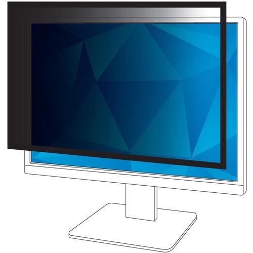 "3M™ Framed Privacy Filter Screen for Monitors, 24"" Widescreen (16:10), PF240W1F MMMPF240W1F"