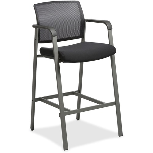 Valuable Back Guest Stool Mesh