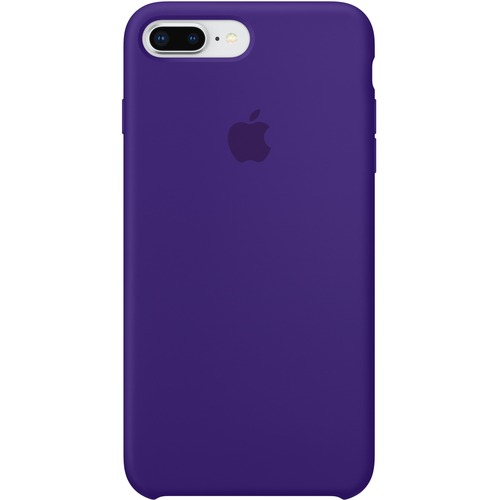 sports shoes 898e8 26331 Apple Case for iPhone 8 Plus, iPhone 7 Plus - - Ultra Violet - Silky -  Knock Resistant, Bump Resistant, Scratch Resistant, Shock Resistant -  Silicone, ...