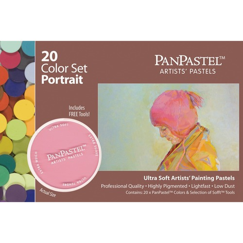 Longstanding Arts Craft Color Portrait Colors Pastels Armadillo