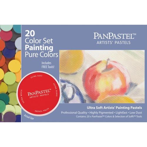 Splendid Arts Craft Color Pure Colors Paint Pastels Armadillo