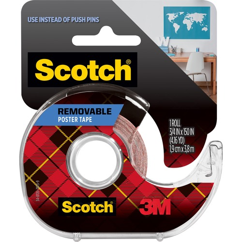 American Paper Amp Twine Co Scotch Removable Poster Tape