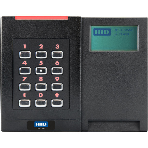 HID pivCLASS RKCL40-P Smart Card Reader