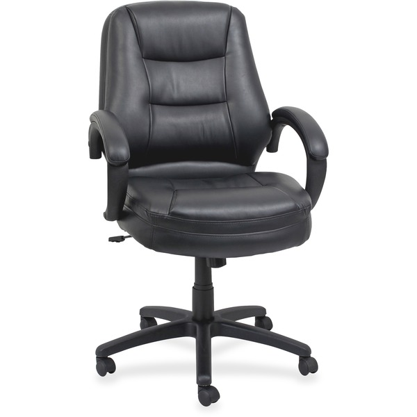 Lorell Westlake Mid Back Managerial Chair