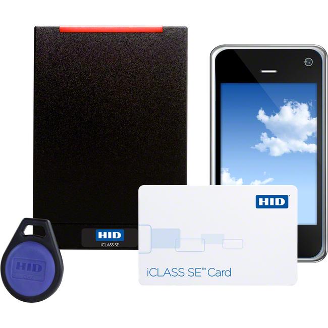 HID iCLASS SE RP40 Smart Card Reader