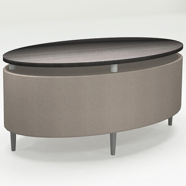 Hpt dw hpfi eve coffee table floating top