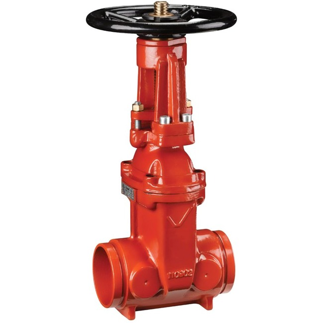 Series W371 Open Stem & Yoke (OS&Y) Gate Valve