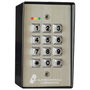 Alarm Controls KP-400 Self-Contained Keypad Access Device