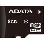 Adata AUSDH8GCL4-RA1 8 GB MicroSD High Capacity (microSDHC) - 1 Card