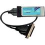 Brainboxes XC-157 1-port ExpressCard Printer LPT Parallel Adapter