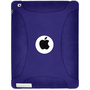 Amzer Silicone Skin Jelly Case - Blue For Apple iPad 2