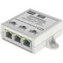 CyberData 3-Port Gigabit Ethernet Switch