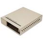 AddOn - Network Upgrades 10G Media Converter Enclosure w/Power Adapter