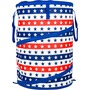 Camco Pop-Up Container - Blue and Red w / Stars