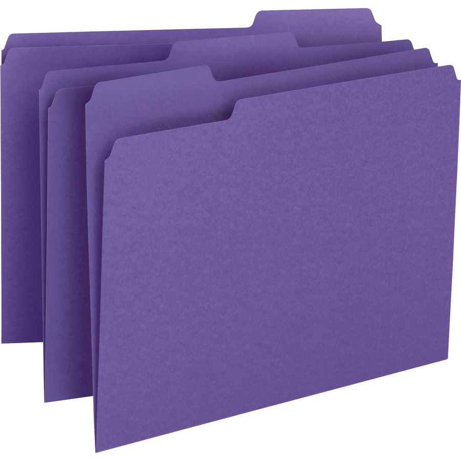 Huge Savings On Smead Colored Folders