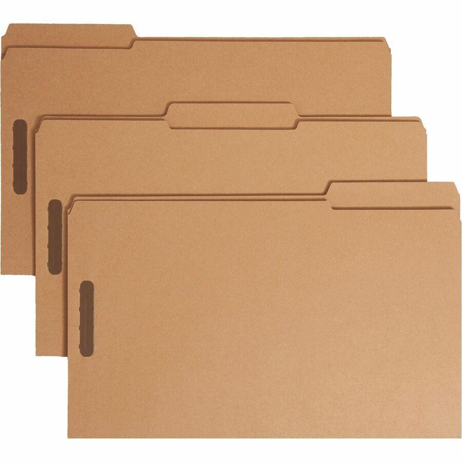 Smead Kraft Fastener Folders Smd19837