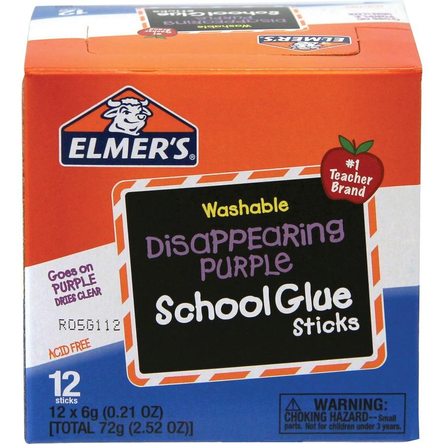 elmer s e514 elmer s washable non toxic glue stick epie514 epi