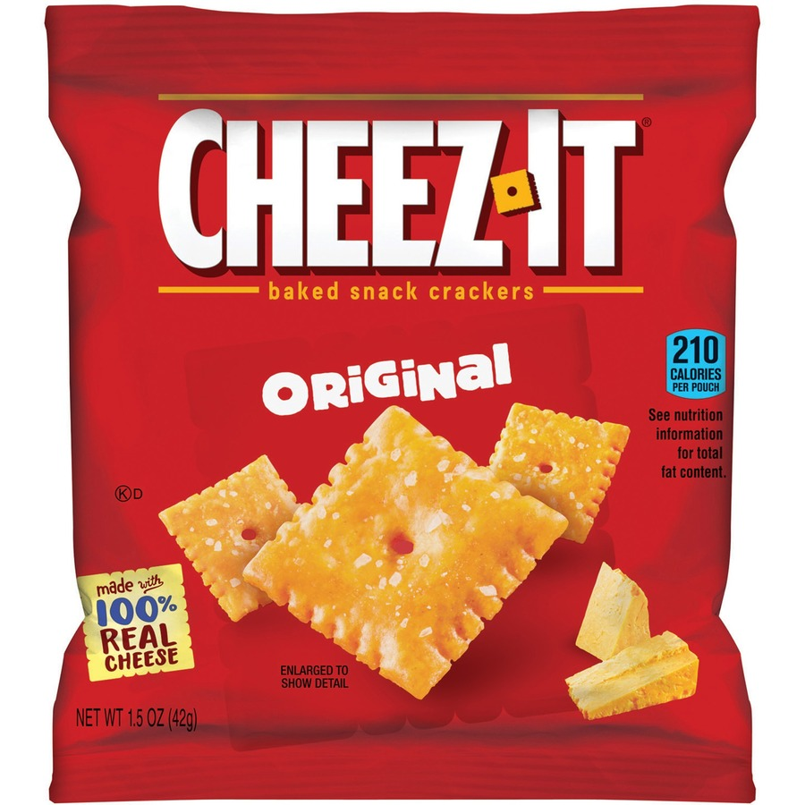 are cheez its made in a nut free facility
