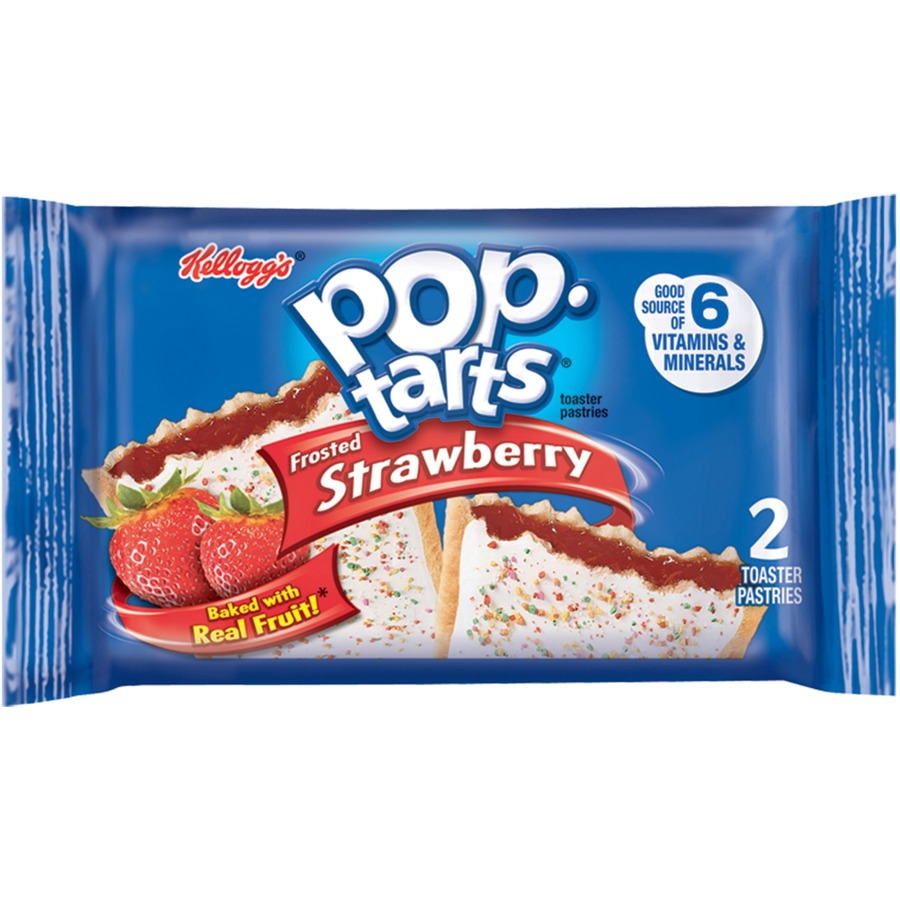 Kellogg's Pop Tarts Toaster Pastries - KEB31732 ...