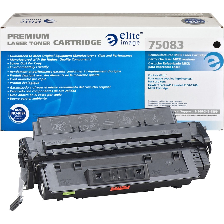 Elite Image Remanufactured MICR Toner Cartridge ...