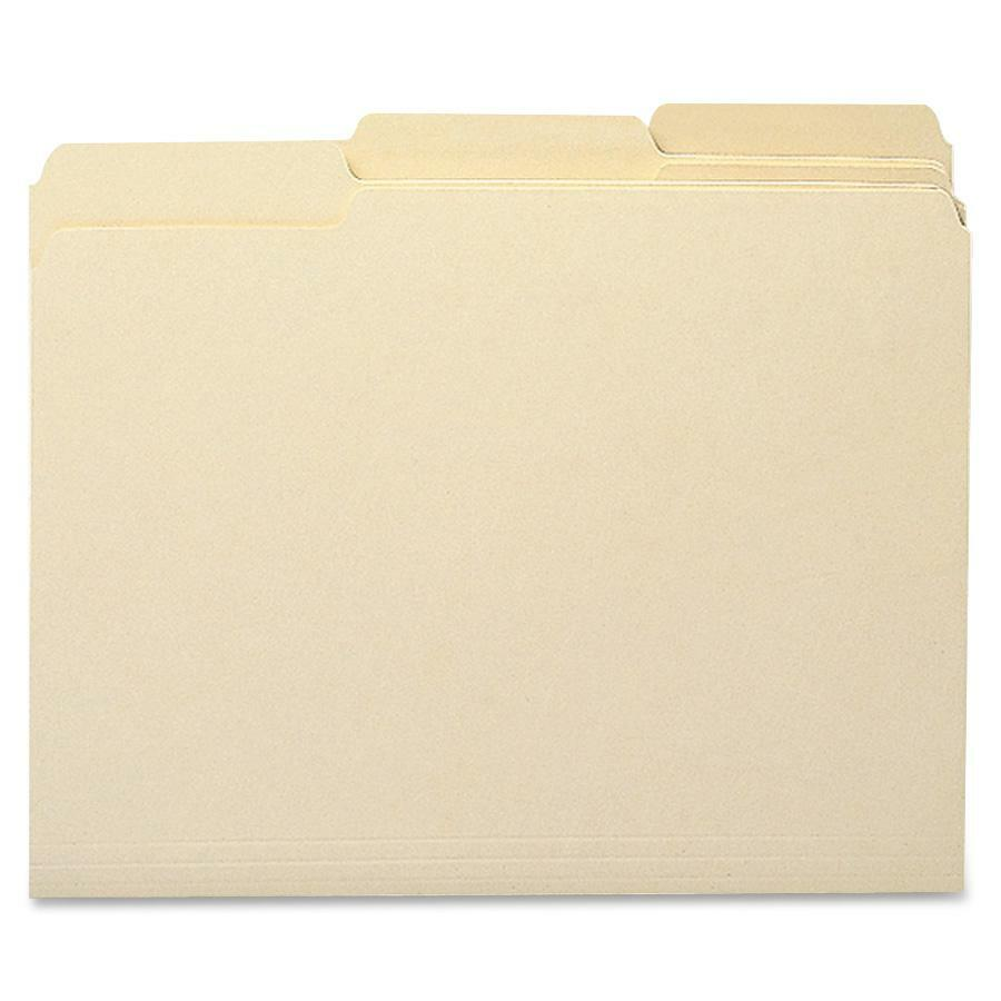 Save On Sparco Recycled Manila File Folders Deals