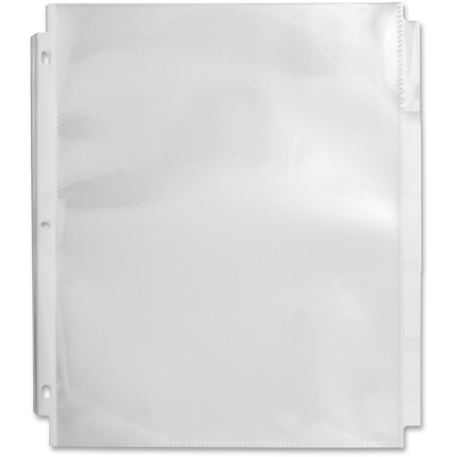 Sparco Top Loading Sheet Protectors with Index Tabs : 1010043532 from www.bulkofficesupply.com size 900 x 900 jpeg 58kB
