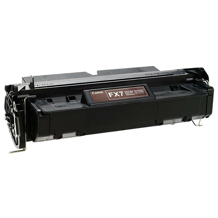 Canon FX-7 Original Toner Cartridge - Laser - 4500 Pages - Black - 1 Each
