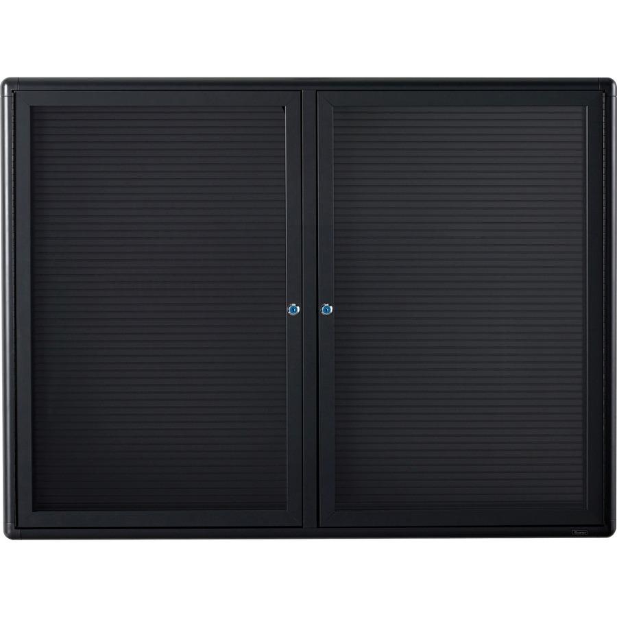 Quartet Reg Radius Design Changeable Letter Directory 4 X 3 2 Door