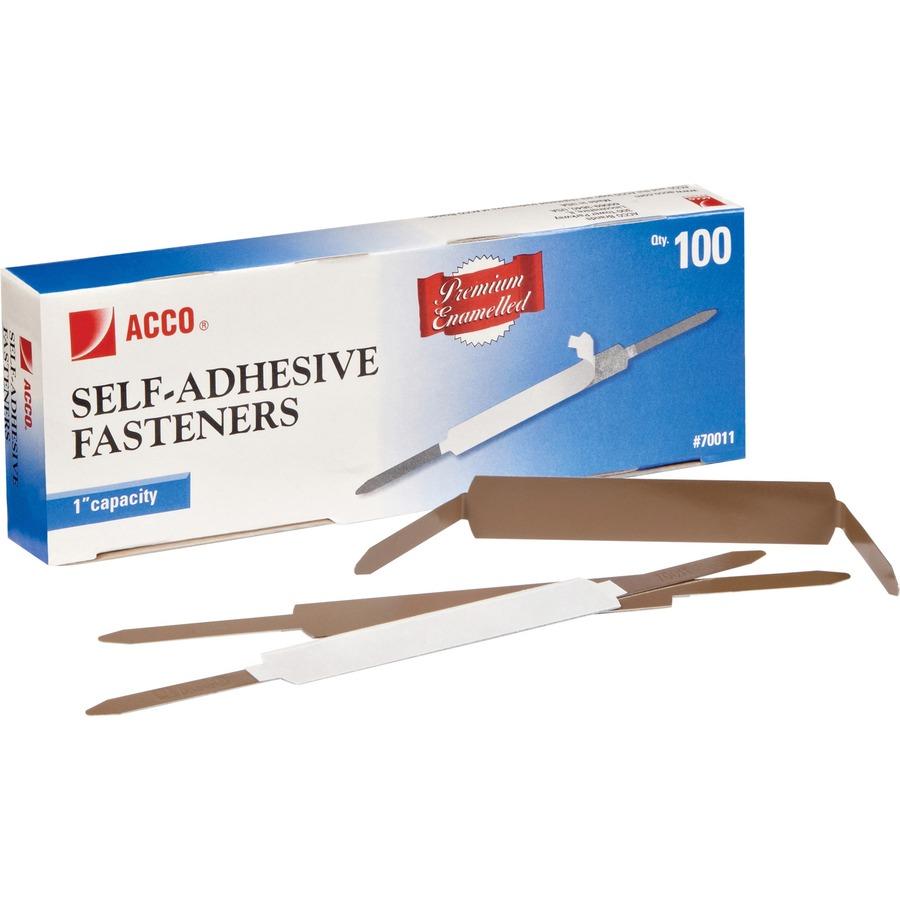 Acco Premium Self Adhesive Fastener