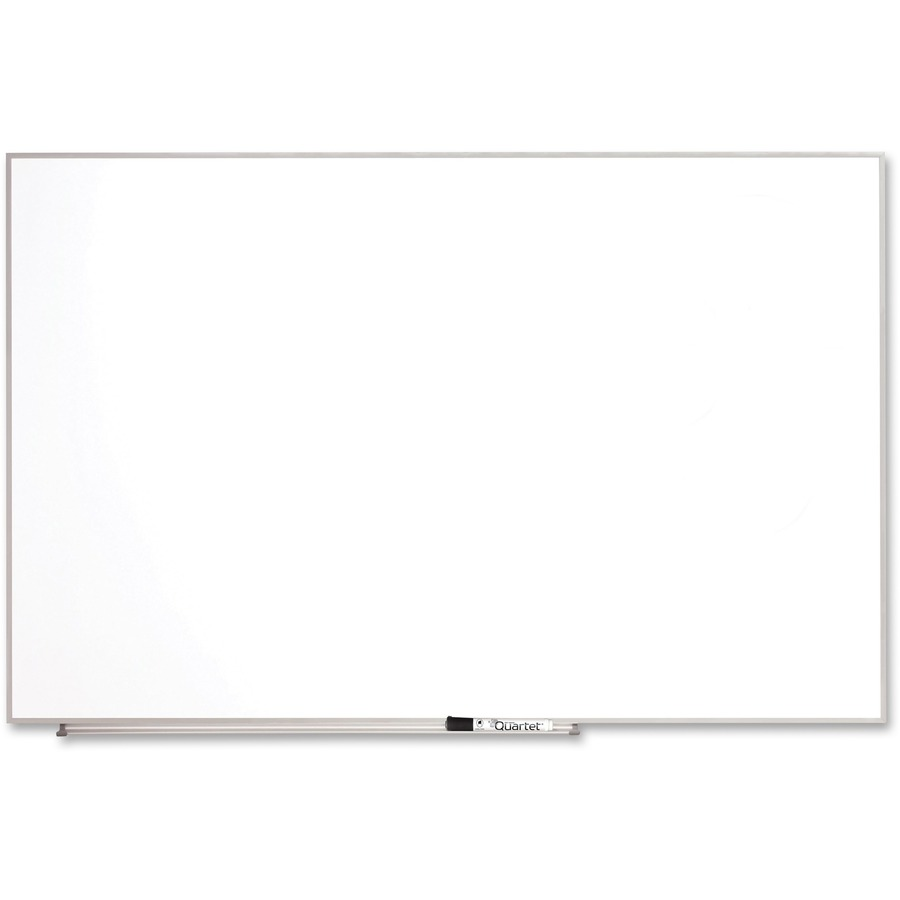Quartet Matrix Magnetic Modular Whiteboards 48 X 31 Silver Aluminum Frame Height Width White Natural Cork Surface
