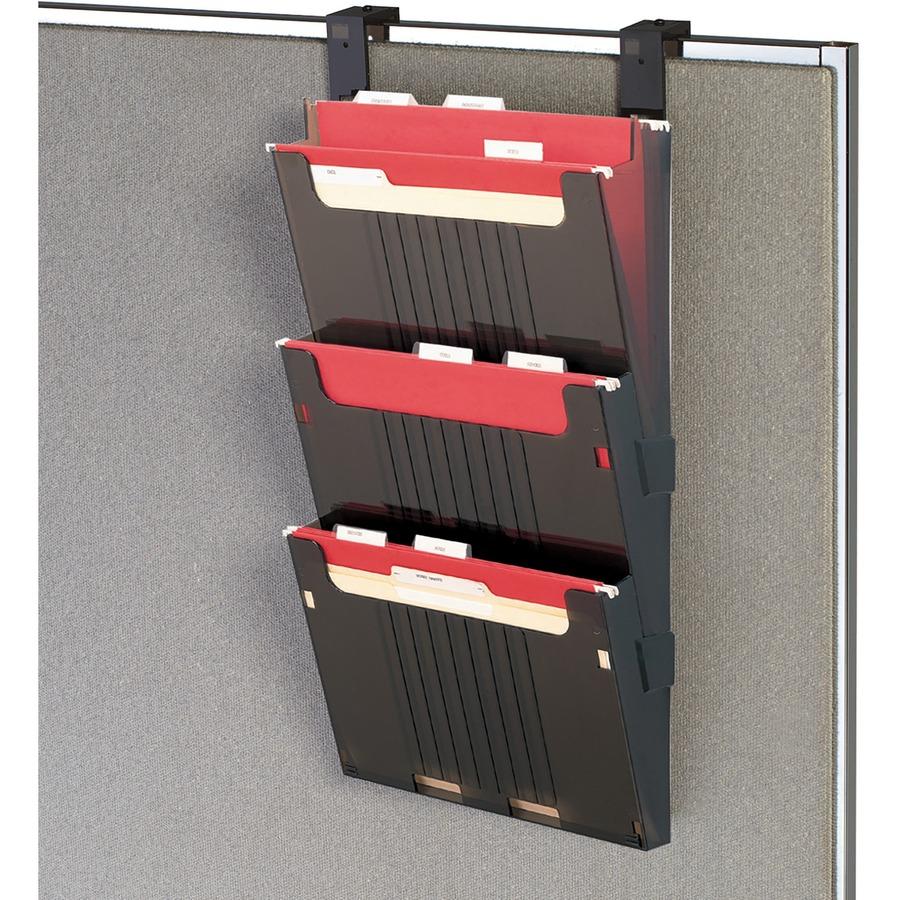 Deflecto Hanging File Wall Pockets
