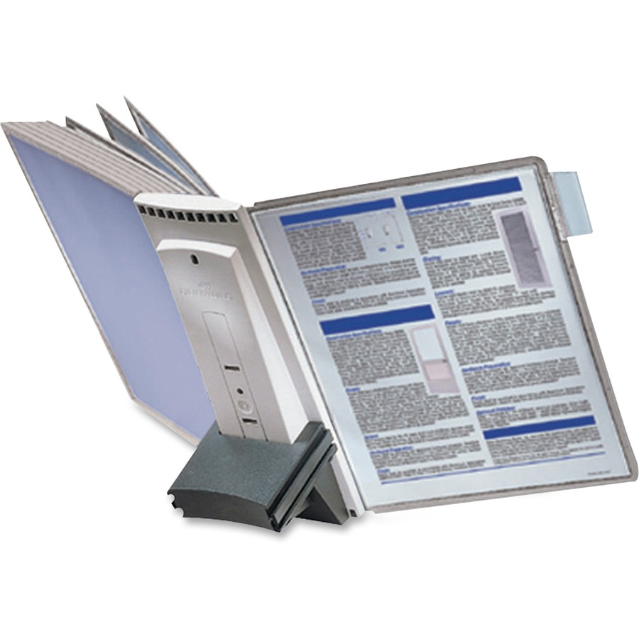 Durable Sherpa Desk Extension Dbl 569810