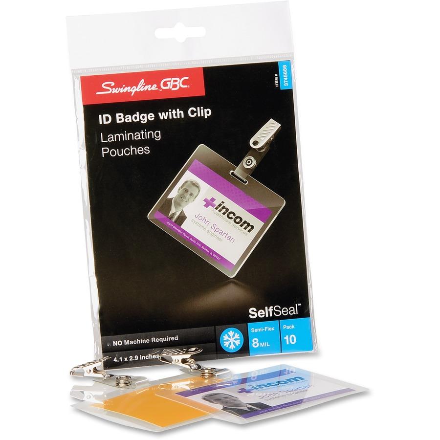 Gbc self adhesive laminating pouch for Laminato adesivo