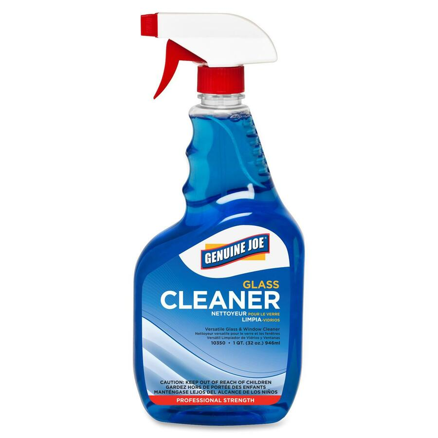 Wholesale office cleaners genuine joe glass cleaner for Window cleaner