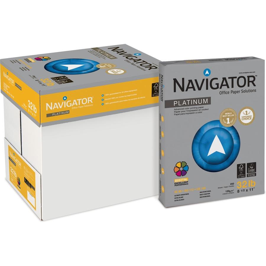 Navigator Platinum Office Multipurpose Paper SNANPL1132