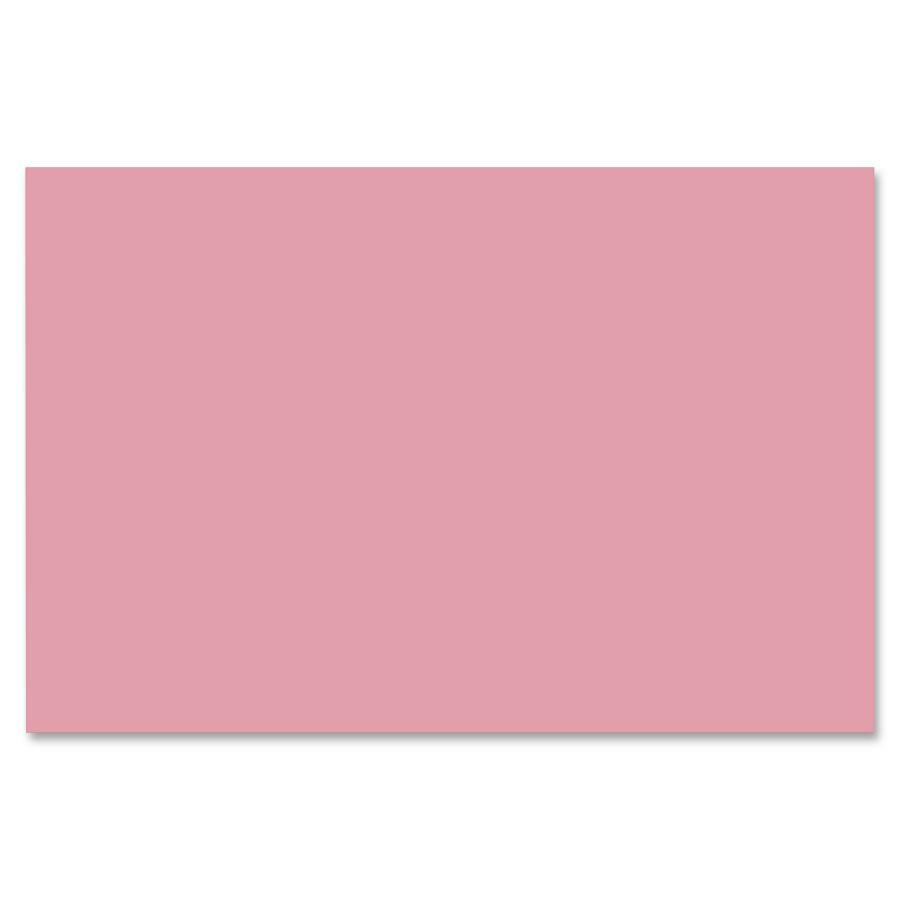 Nature Saver 100 Recycled Construction Paper Art Craft Classroom Project 12 X 18 25 Pack Pink